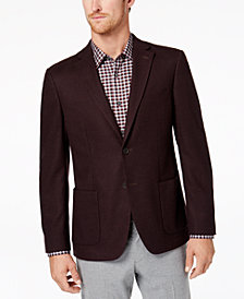 MICHAEL Michael Kors Men's Slim-Fit Stretch Solid Sport Coat