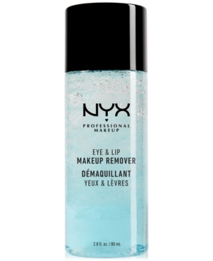 Your daily glam doesn\\\'t stand a chance against our Eye & Lip Makeup Remover. This oil and water bi-phase solution is specially formulated to effectively remove eye and lip makeup with ease. Bonus: It\\\'s also infused with orange, papaya, rice and soy extracts! Don\\\'t forget to shake it up before getting started.