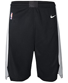 San Antonio Spurs Icon Swingman Shorts, Big Boys (8-20)