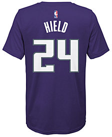 Nike Buddy Hield Sacramento Kings Icon Name & Number T-Shirt, Big Boys (8-20)