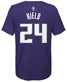 Nike Buddy Hield Sacramento Kings Icon Name & Number T-Shirt, Big Boys (8-20)