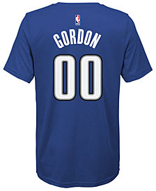 Nike Aaron Gordon Orlando Magic Icon Name & Number T-Shirt, Big Boys (8-20)