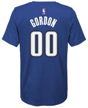 image of Nike Aaron Gordon Orlando Magic Icon Name & Number T-Shirt, Big Boys (8-20)