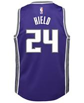 e090d9aa1 Nike Buddy Hield Sacramento Kings Icon Swingman Jersey