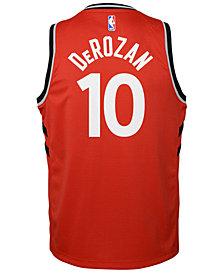 Nike Demar Derozan Toronto Raptors Icon Swingman Jersey, Big Boys (8-20)