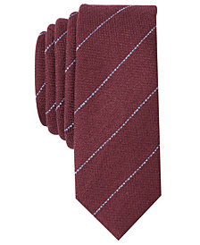 Original Penguin Men's Novo Stripe Skinny Tie