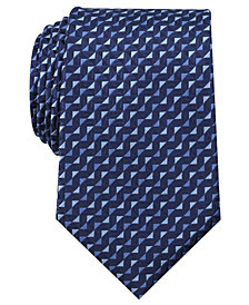 Perry Ellis Men's Patnor Geometric Tie