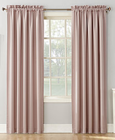"Sun Zero Grant Room Darkening Pole Top 54"" x 63"" Curtain Panel"
