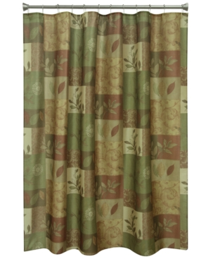 Bacova Sheffield 70 x 72 GraphicPrint Shower Curtain Bedding