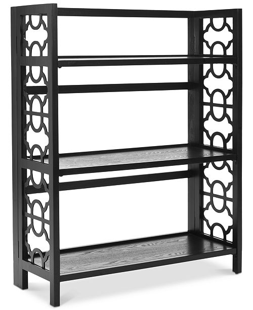 Safavieh Regena 3-Tier Bookcase, Quick Ship