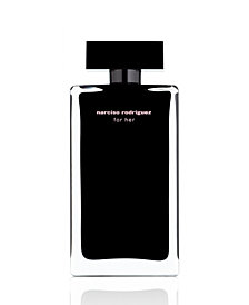 narciso rodriguez for her eau de toilette spray, 5 oz.