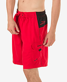 "Speedo Men's Marina Sport VaporPLUS 20"" Board Shorts"