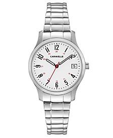 Women's Stainless Steel Bracelet Watch 30mm