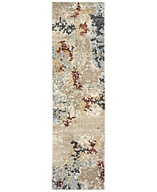 "Strata  Temp 2'3"" x 8' Runner Area Rug"