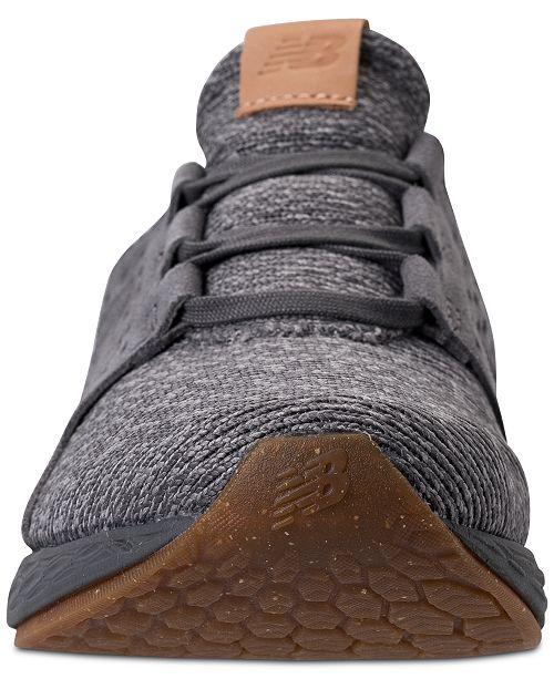 From Foam Running Balance Line Sneakers Finish New Fresh Men's Cruz 4qTx1A0t