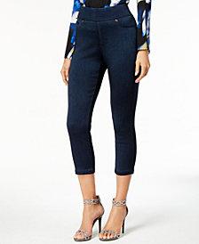 Thalia Sodi Indigo Capri Jeans, Created for Macy's