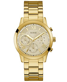 Gold-Tone Stainless Steel Bracelet Watch 40mm