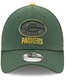 New Era Green Bay Packers Fierce Fill 39THIRTY Cap