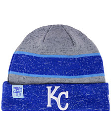New Era Kansas City Royals On Field Sport Knit Hat