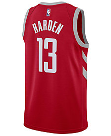 Nike Men's James Harden Houston Rockets Icon Swingman Jersey