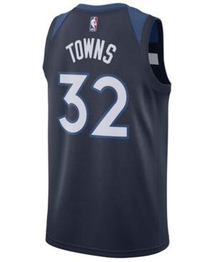 Nike Men's Karl-Anthony Towns Minnesota Timberwolves Icon Swingman Jersey