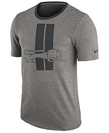 Nike Men's Detroit Lions Retro Modern Ringer T-Shirt