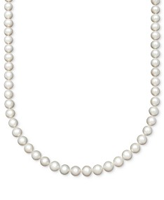 6fea9582dee2e Freshwater Pearl Necklace: Shop Freshwater Pearl Necklace - Macy's