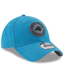 New Era Carolina Panthers The Varsity 9TWENTY Cap