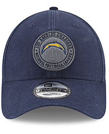 New Era Los Angeles Chargers The Varsity 9TWENTY Cap