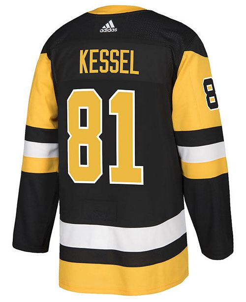 the best attitude 700c0 6eec5 Men's Phil Kessel Pittsburgh Penguins Authentic Player Jersey