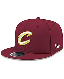 Cleveland Cavaliers Basic Link 9FIFTY Snapback Cap