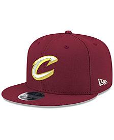 New Era Cleveland Cavaliers Basic Link 9FIFTY Snapback Cap