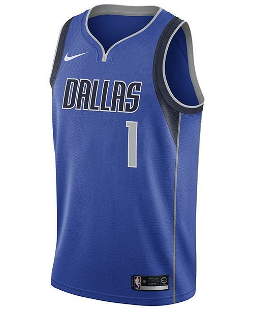 timeless design 635ab 65c01 Nike Men's Dennis Smith Jr. Dallas Mavericks Icon Swingman ...