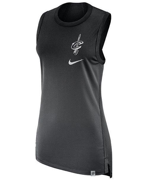 Nike Women's Cleveland Cavaliers Jersey Long Tank