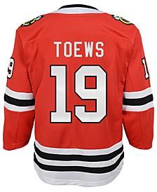 Jonathan Toews Chicago Blackhawks Premier Player Jersey, Big Boys (8-20)