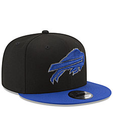 New Era Buffalo Bills Heather Pop 9FIFTY Snapback Cap