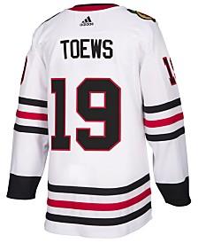 adidas Men's Jonathan Toews Chicago Blackhawks Authentic Player Jersey
