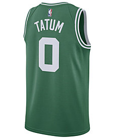Nike Men's Jayson Tatum Boston Celtics Icon Swingman Jersey