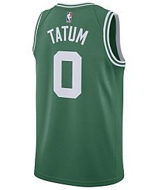 Nike Men's Jayson Tatum Boston Celtics Icon Swingman Jersey
