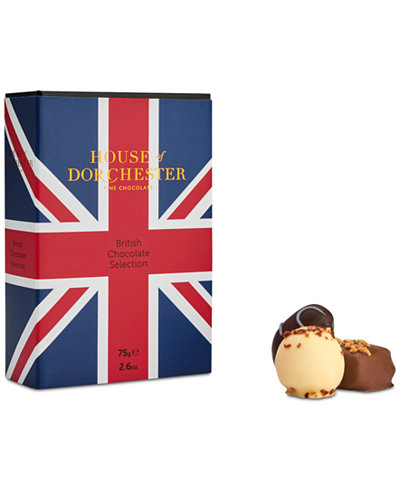 House Of Dorchester British Chocolate Selection Book Box