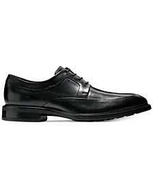Cole Haan Men's Hartfield Apron-Toe Oxfords