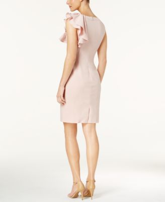 Sheath Dress with Bow