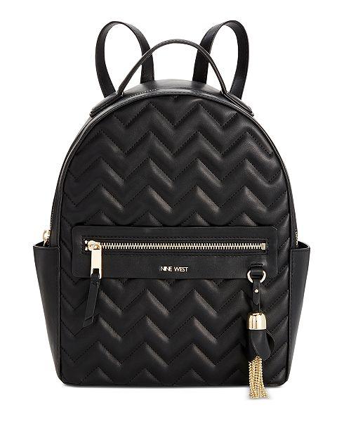Nine West Medium Briar Quilted Backpack 2 Reviews Main Image