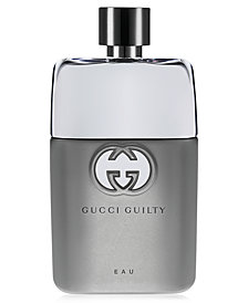 Gucci Guilty Men's EAU Pour Homme Eau de Toilette Spray, 3 oz.