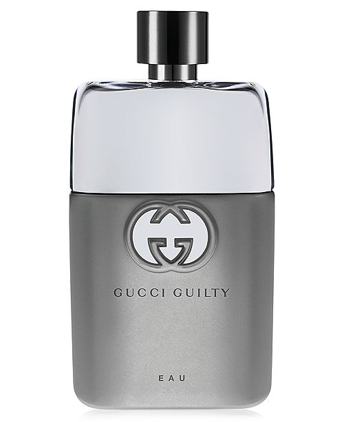 Gucci Guilty Mens Eau Pour Homme Eau De Toilette Spray 3 Oz