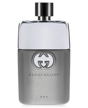 GUCCI Guilty Men'S Eau Pour Homme Eau De Toilette Spray, 1.6 Oz.
