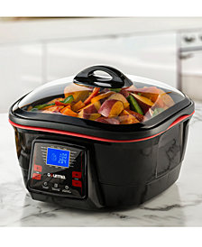 Gourmia GMC780 18-in-1 Digital Multi-Cooker