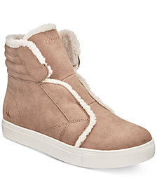 Nautica Women's Kellen High Top Sneakers