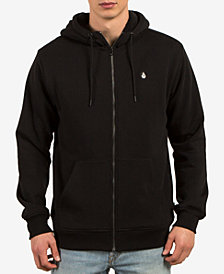 Volcom Men's Single Stone Lined Hoodie