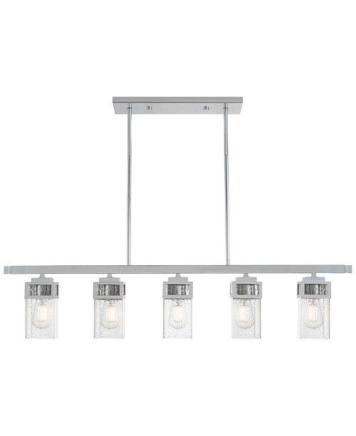 Harding 5-Light Linear Chandelier